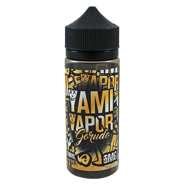 Gorudo E Liquid 100ml Shortfill 0mg (120ml with 2 x 10ml Nicotine Shots Making Liquid 3mg) By Yami Vapor