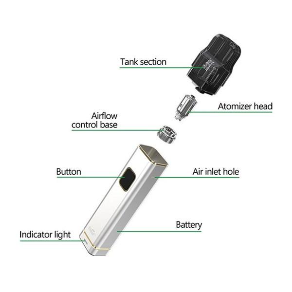 Eleaf - iTap Pod Starter Kit - Parts