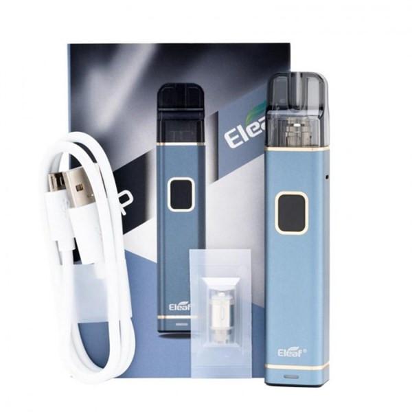 Eleaf - iTap Pod Starter Kit - Packaging & Contents