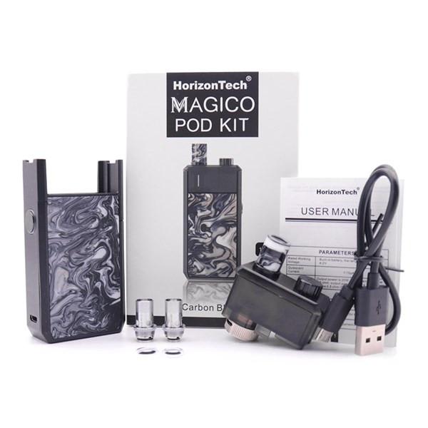 HorizonTech - Magico - Pod Starter Kit - Packaging & Contents