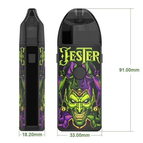 Vapefly - Jester Pod Kit - Sizes