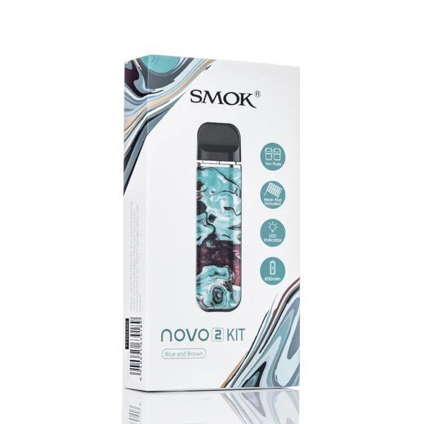 Smok Novo 2 Pod Kit - Packaging Example