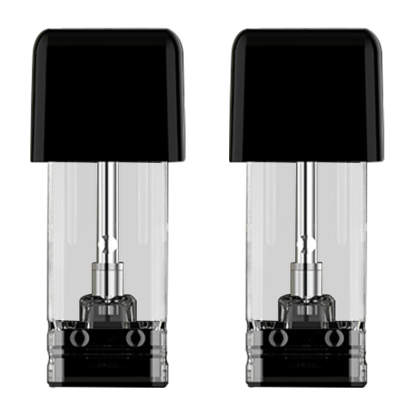 2 Pack Voopoo Drag Nano Replacement P1 Pod Cartridges