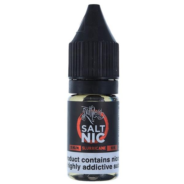 Slurricane Nic Salt E Liquid 10ml by Ruthless Vapor