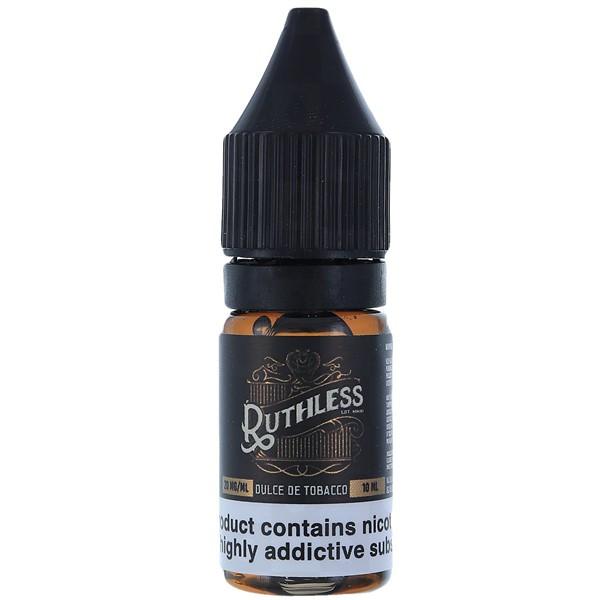 Dulce De Tobacco Nic Salt E Liquid 10ml by Ruthless Vapor