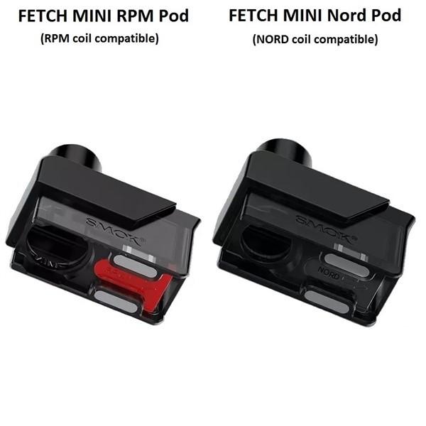 Smok Fetch Mini Pod Compatibility