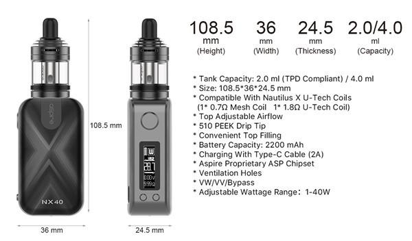 Aspire Rover 2 Starter Kit Free E Liquids Free Delivery