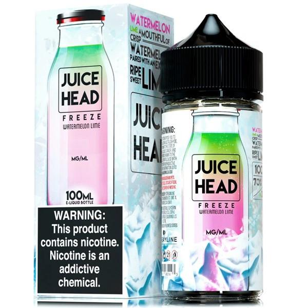 Watermelon Lime Freeze E Liquid 100ml by Juice Head