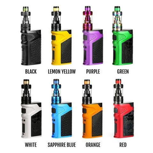 Uwell Ironfist Starter Kit Colour Options