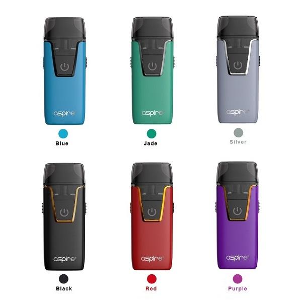 Aspire Nautilus AIO Pod Vape Kit Colours