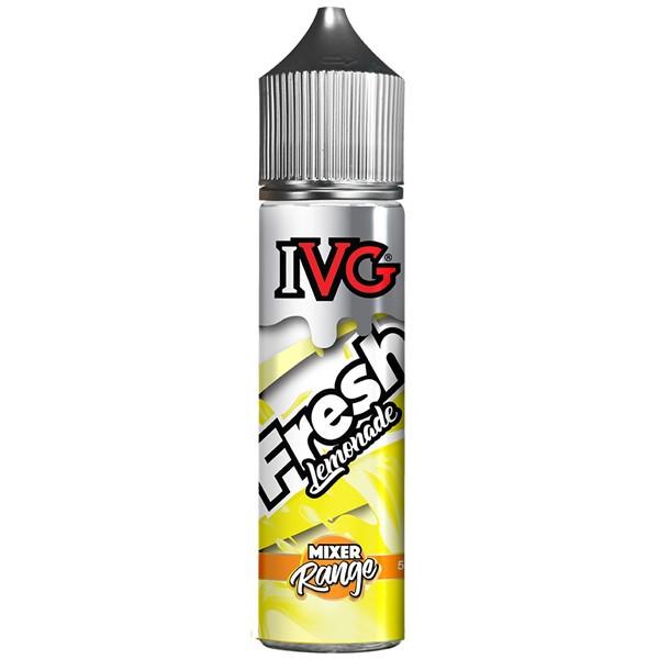 Fresh Lemonade E Liquid 50ml by I VG Only £10.99 (Zero Nicotine)