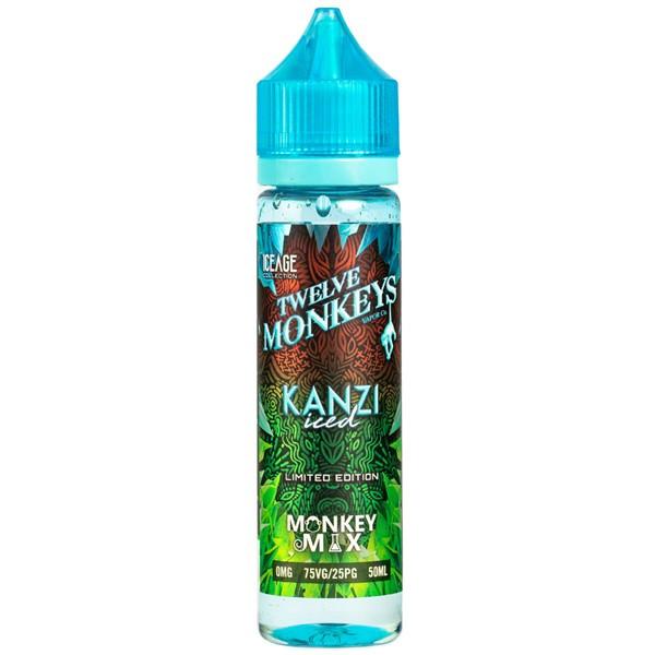 Kanzi Iced E Liquid 50ml By Twelve Monkeys