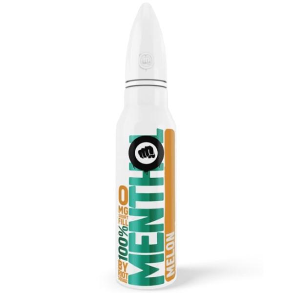 Melon Menthol E Liquid 50ml by Riot Squad  £9.99 inc Free Nic Shot