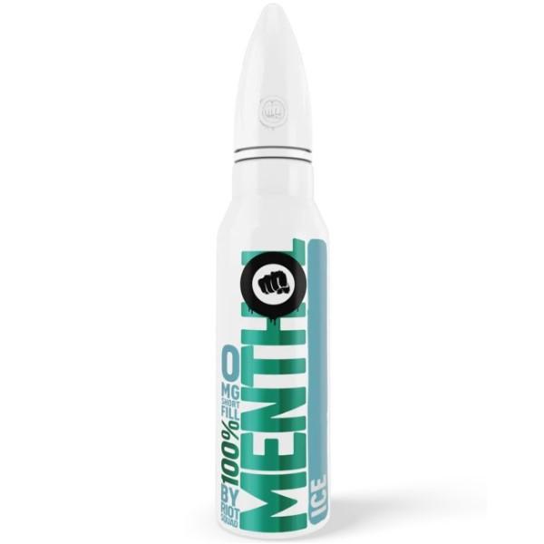 Ice Menthol E Liquid 50ml by Riot Squad  £9.99 inc Free Nic Shot