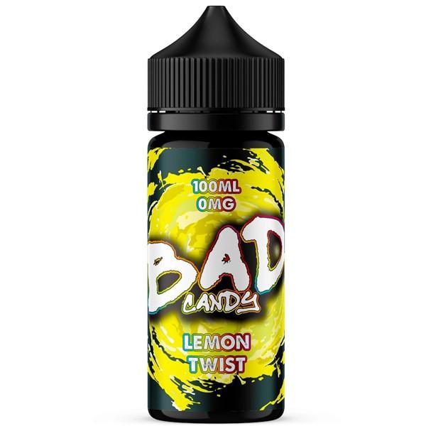 Lemon Twist E Liquid 100ml by Bad Juice