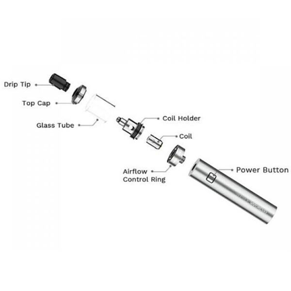 Vaporesso VM STICK 18 Starter Kit in Parts