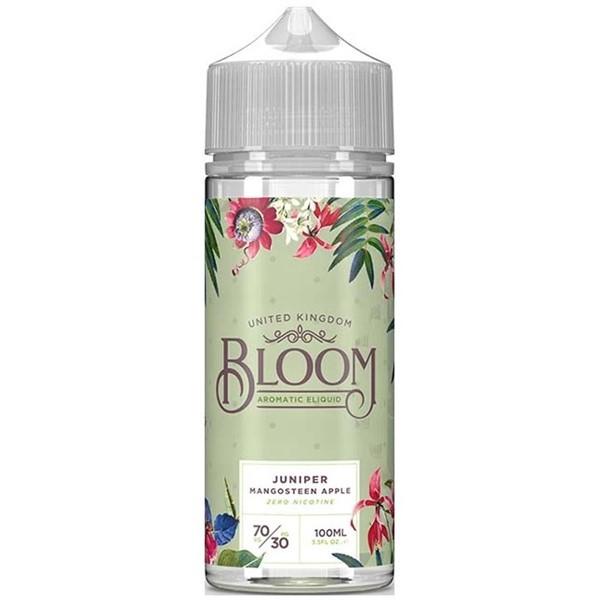 Juniper Mangosteen Apple E Liquid 100ml by Bloom