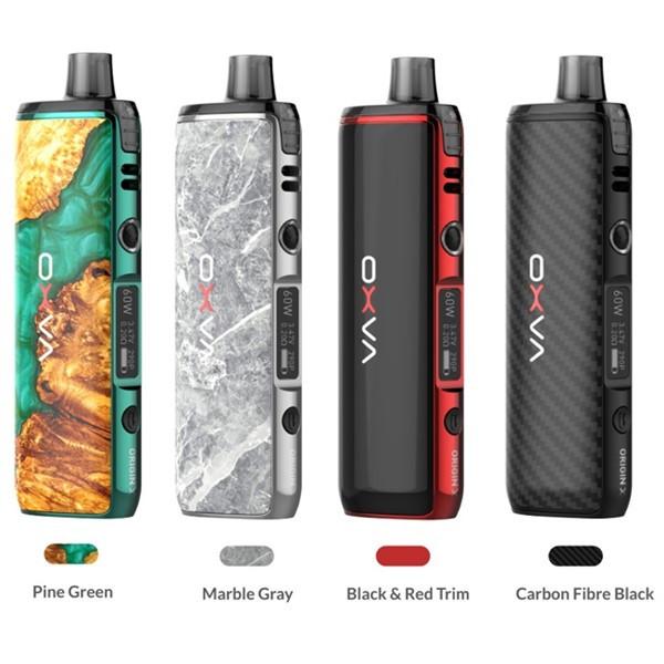 Oxva Origin X Pod Kit Colour Options