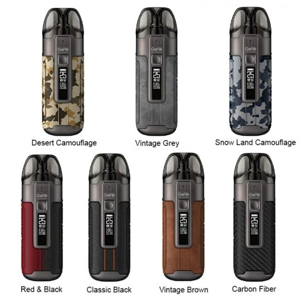 Voopoo Argus Air Pod Kit Colour Options Available