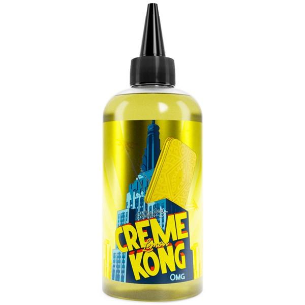 Lemon Creme Kong E Liquid 200ml by Retro Joe