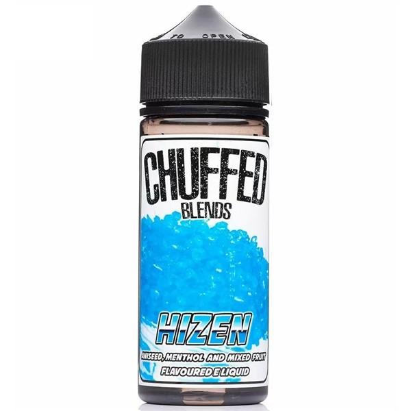 Hizen E Liquid 100ml by Chuffed Blends