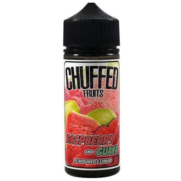 Raspberry & Guava E Liquid 100ml by Chuffed Fruits
