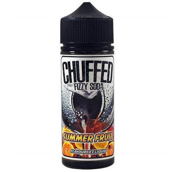 Summer Fruit Fizzy Soda E Liquid 100ml by Chuffed