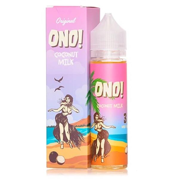 ONO Coconut Milk E Liquid 50ml by Marina Vape