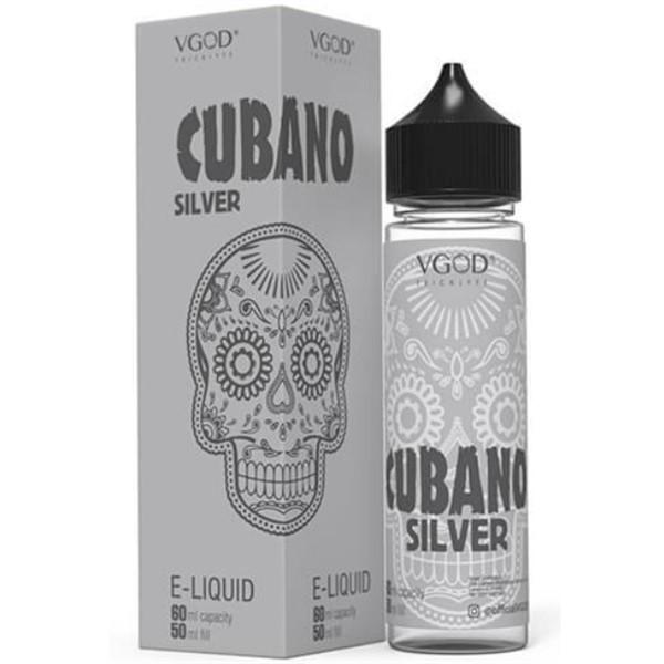 Cubano Silver E Liquid 50ml by VGOD