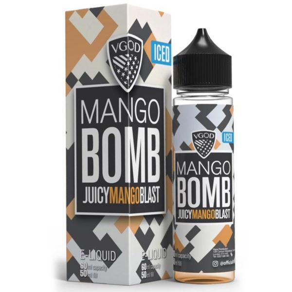 Iced Mango Bomb E Liquid 50ml by VGOD
