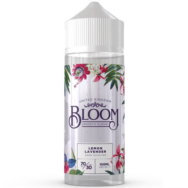 Lemon Lavender E Liquid 100ml by Bloom
