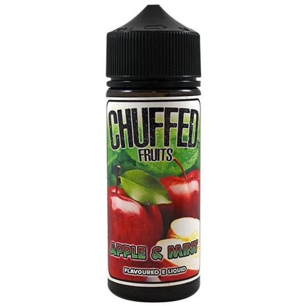 Apple Mint E Liquid 100ml by Chuffed Fruits