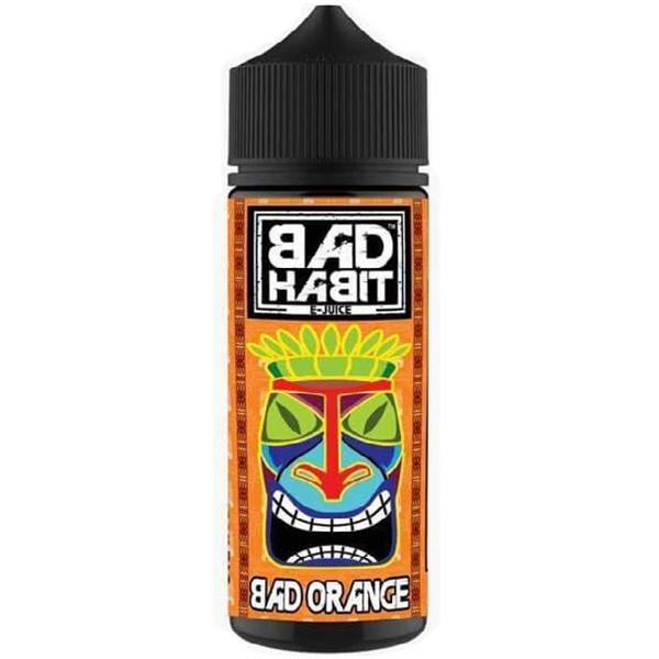 Bad Orange E Liquid 100ml by Bad Habit