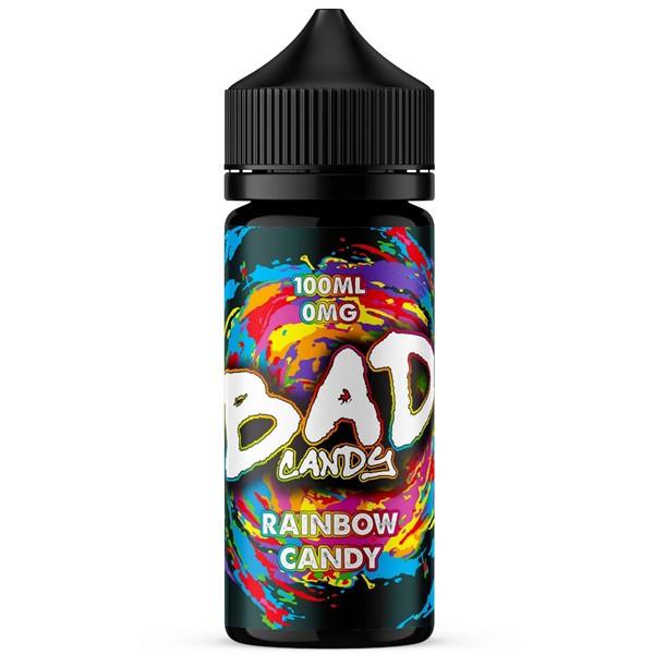 Rainbow Candy E Liquid 100ml by Bad Juice