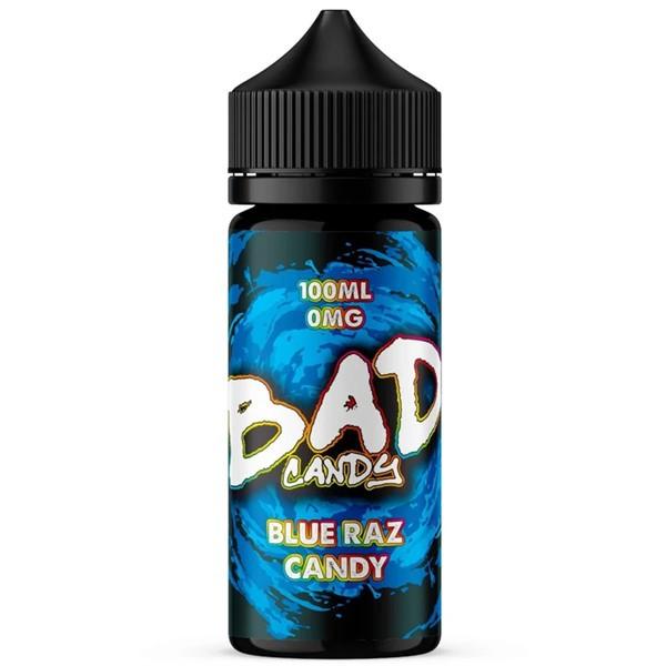 Blue Raz Candy E Liquid 100ml by Bad Juice