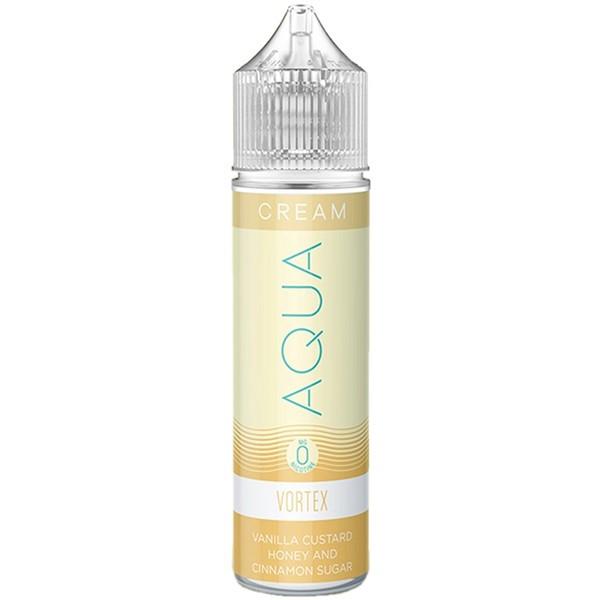 Vortex Aqua Cream E Liquid 50ml Shortfill by Marina Vape