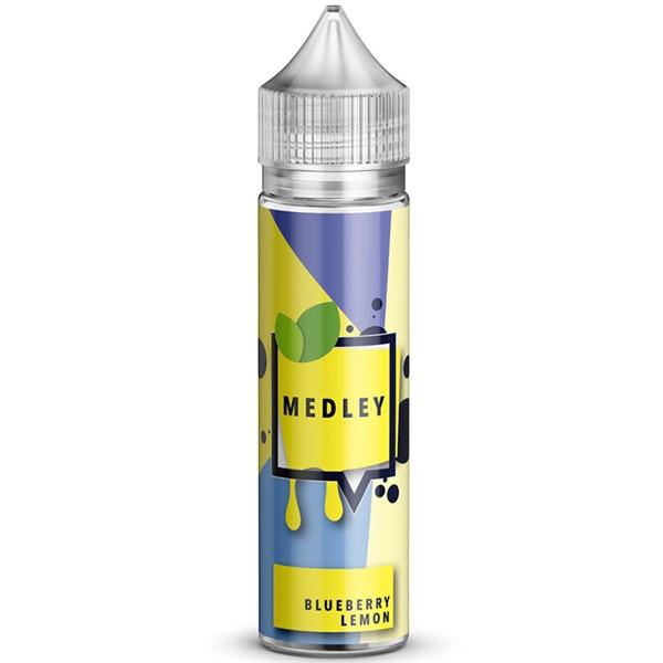 Blueberry Lemon E Liquid 50ml by Medley