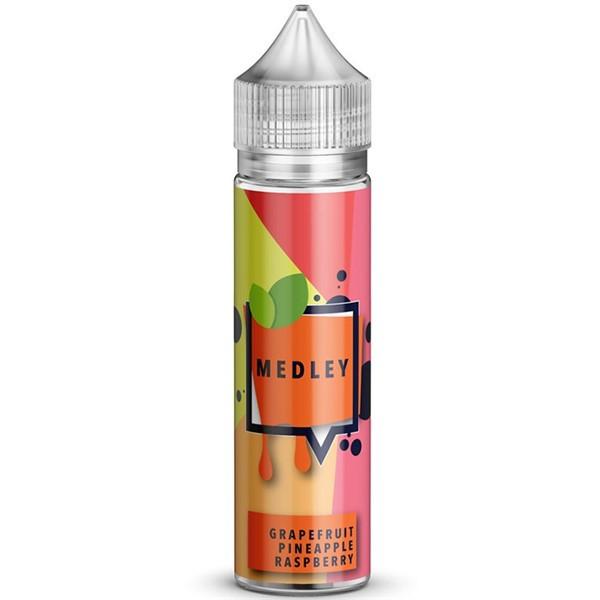 Grapefruit Raspberry Pineapple E Liquid 50ml by Medley