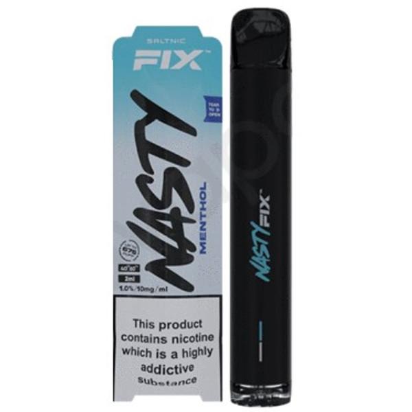 Nasty Fix 2.0 Disposable Vape By Nasty Juice