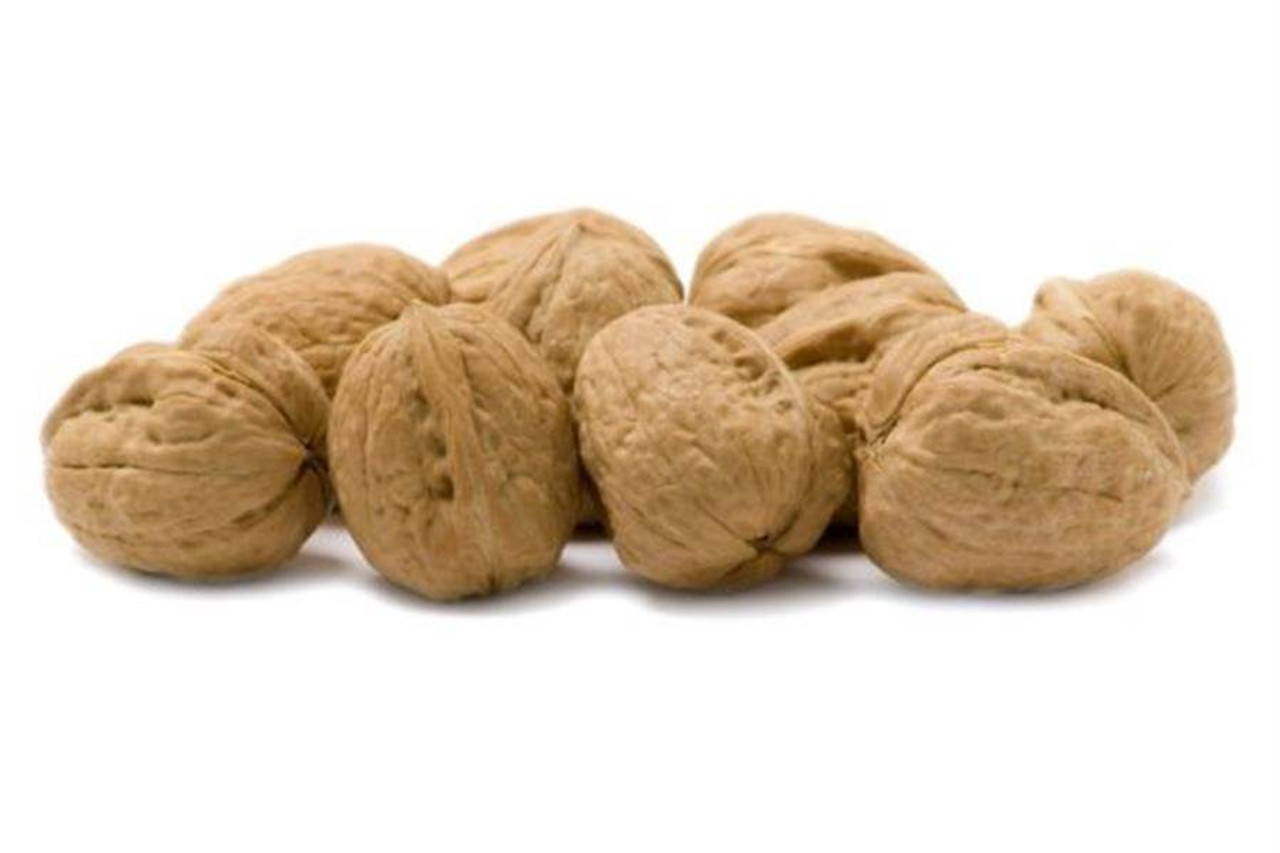 Raw Walnuts Shell