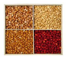 Assorted Peanuts Gift Tray
