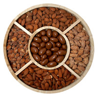 almond gift tray
