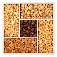 deluxe cashew gift tray