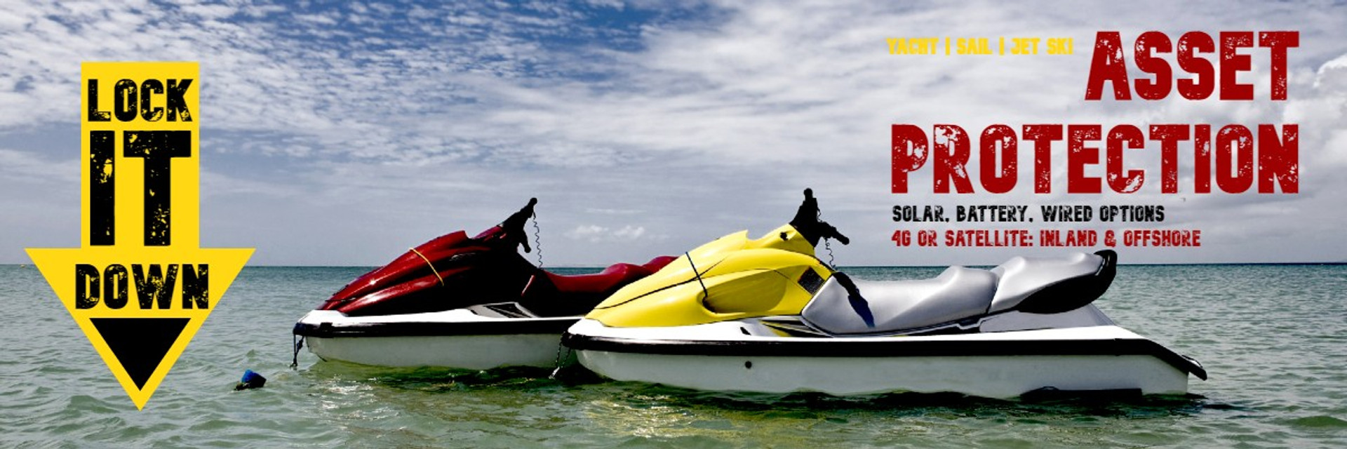 marine and boating: asset protection, theft recovery