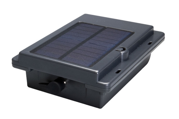 ST4950 Solar Powered Tracker with long battery life, great for assets without power supplies as it uses the sun to charge.
