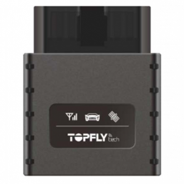 Uses OBD-II Vehicle Diagnostic Port to Power the GPS Tracker for real time reporting