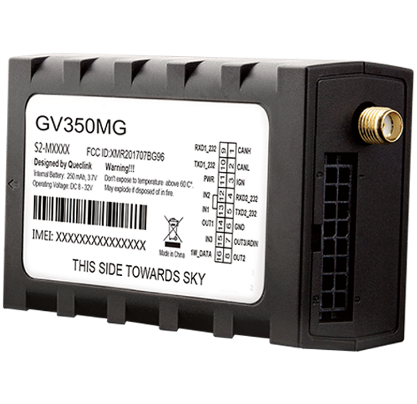 GV350MG GPS Tracker for Truck Tracking