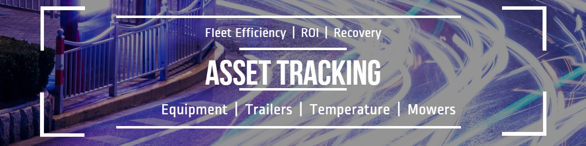 GPS Tracking for fleet efficiency, ROI and Recovery