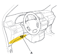 Plug the GPS Tracker into the OBD-II port found under the steering wheel