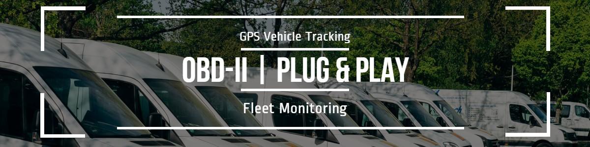 OBD-2 Plug and Play GPS Trackers